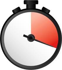 Relógio Marcando 4 Horas