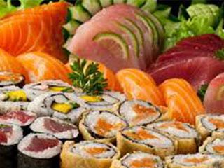 Sushi a Domicílio