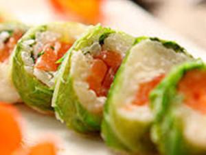Culinaria-japonesa-acelga-maki
