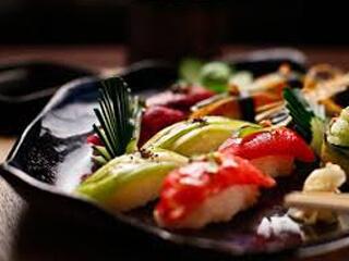 Comida Japonesa Sushi Vegano